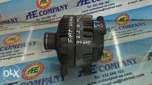 Alternator Fiat Ulisse 2.2 D 03g 9645907580 AE 645