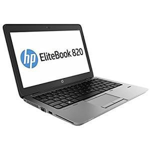 "Laptop HP EliteBook 820 i5 4300 8GB SSD 256GB 12,5"""
