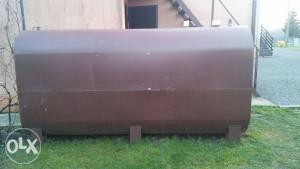 Cisterna/tank/spremnik/rezervoar za gorivo ili lož ulje