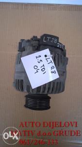 Alternator Volkswagen LT 28 2.5 TDI 2004