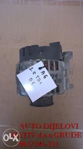Alternator Audi A6 2.5 TDI 2001
