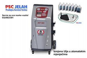 Servis Ulja Automatskih Mjenjača PSC JELAH