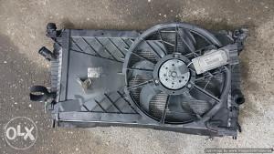 Ventilator hladnjaka Ford Focus 1.6 TDCI 2007 dijelovi