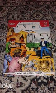 Mister No 4 Samoubilačka misija