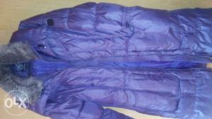 COMMA zimska duza jakna vel. S/M skoro nova