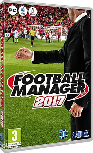 Football Manager 2017-Offline mode (Steam)