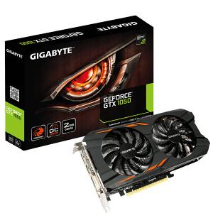Gigabyte Windforce OC GTX1050 / GTX 1050 2GB DDR5