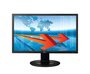 "LCD monitor LG 23"" FULL HD"