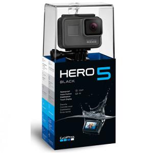 GoPro KAMERA HERO5 BLACK (Hero 5) Go Pro 4k CHDHX-501