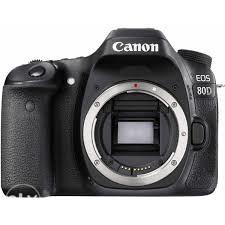 FOTOAPARAT CANON EOS 80D EF-S 18-55 IS STM