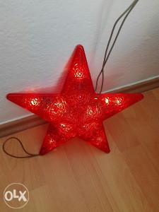 Dekorativna zvjezda na struju
