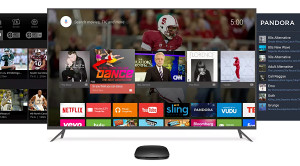"Tesla 43"" Smart WiFi ANDROID KOMPLET, TV + Box"