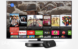 "Philips 49"" Smart WiFi ANDROID KOMPLET TV + Box"