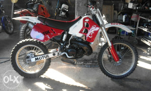 Honda cr 250 full cross kros enduro