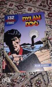Dylan Dog specijal 10 Klub strave