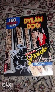 Dylan Dog specijal 14 Samostan