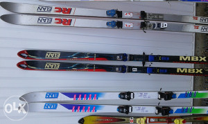 Skije elan