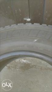 Zimske gume michelin 225/60 r16 polovne