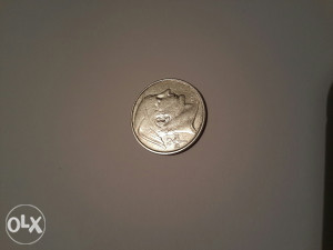 20 Franaka 1950 srebro 8 gr