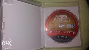 Fifa Street PS3 Play Station 3