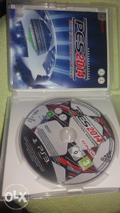 Pes 14 2014 Pro Evolution soccer PS3 Play Station