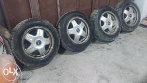 Audi - felge i gume - 15'' - 5x112