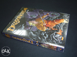 Dragonero Knjiga 2 / VESELI ČETVRTAK