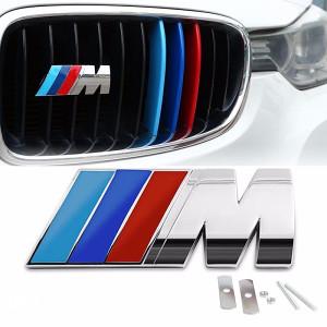 Emblem metalni BMW M