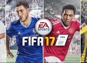 FIFA 17 Origin KEY