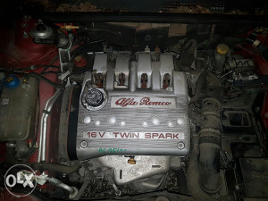 Motor 1.6 ts 16v za Alfu Romeo 147