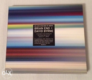 BRIAN ENO DAVID BYRNE - My Life In The Bush Of Ghosts