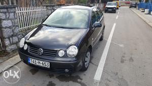 Polo okac 1.4 16V benzin 2003