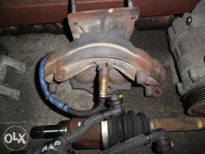 peugeot 207 izduvna grana 1.6 16V benzin 065/729-180