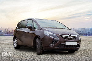 Opel Zafira 2015 Već Od 75 KM Rent a Car