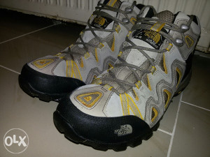 THE NORTH FACE GORETEX VIBRAM GOJZERICE