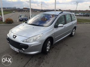 Peugeot 307 1.6 HDI 66 kw