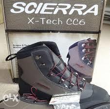 Scirra X-Tech CC6 Wading Boot Felt Sole Čizme