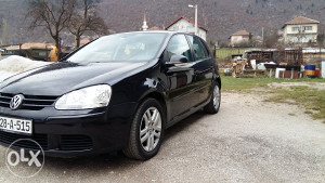 Golf 5 1,9 tdi 2007 god.zeder zastita