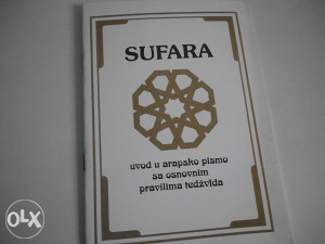 Sufara-uvod u arapsko pismo