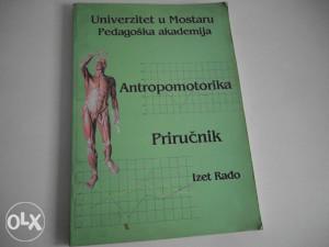 Antropomotorika-Izet Rađo