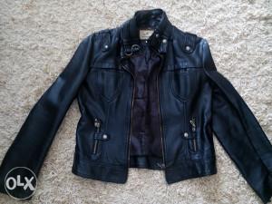 Ženska kožna jakna vel.XL