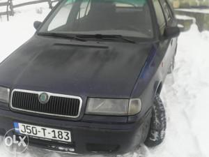 Skoda Felicija BENZIN-PLIN