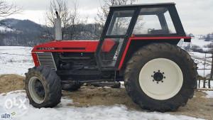 Traktor Zetor crystal Krisal