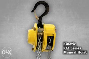 Industrijske lančene dizalice od 250kg do 7500kg