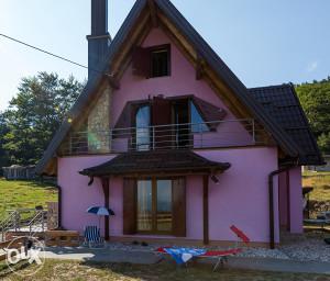 Planinska kuća, Brusnica / Poljana, Fojnica