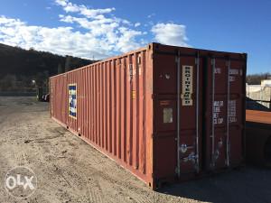 Kontejner transportni 40 ft(12m) std