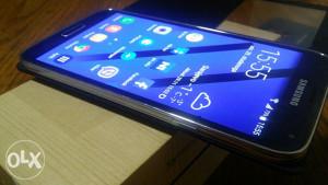 SAMSUNG S5 BLACK EDITION