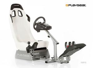 Logitech G27 Playseat