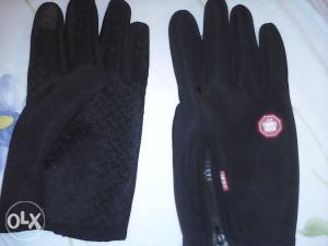 Zimske rukavice za skijanje, biciklizam