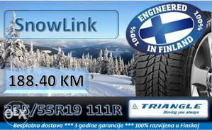 255 55 19 111R TRIANGLE SnowLink R19